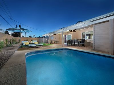 Photo for Gorgeous home w/ great backyard, private pool, putting green, & Ping-Pong