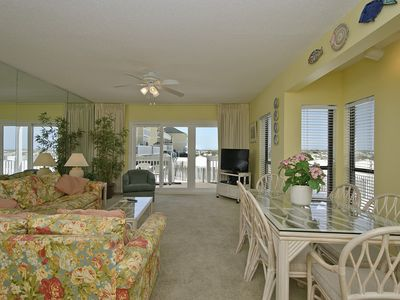 Photo for Condo #1121 has beautiful beach views