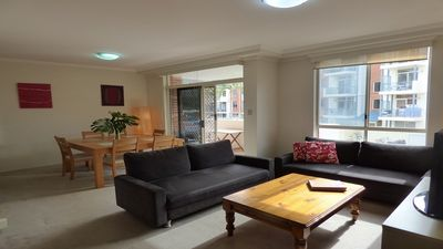 Photo for BUCHN - 2BR in Balmain With Pool & Gym Facilities