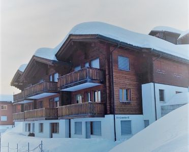 Photo for Bettmeralp - Chalet Ambiente B11 - 2/4 people -