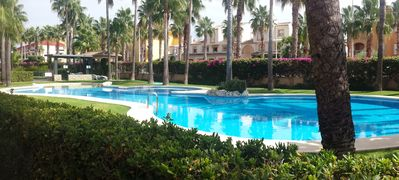 Photo for Javea Duplex Apartment in Penthouse, 50m from the sea, beach 400m. VT-460991-A