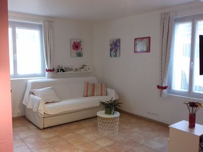 Photo for Fully furnished studio in the heart of the castles of the Loire