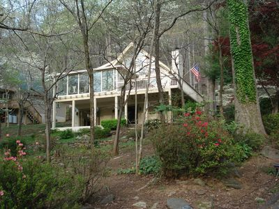Photo for 4/4 , 3 story, HOUSE BEAUTIFUL with open floor plan on YOUNG MOUNTAIN