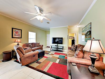 Photo for Ranch-Style Condo w/ Pool & Screened Patio -- Near Orange Beach & Outlets