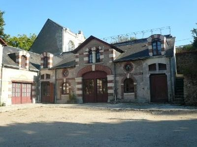 Photo for Character cottage (15 people) near Blois