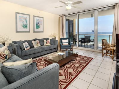 Photo for Incredible Gulf Front Condo! Great Amenities & Private Beach Access!