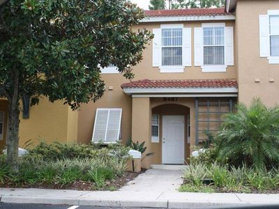 Photo for Enchanting 3 bedroom 2 1/2 bath Townhome located 5 miles from Disneyworld