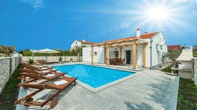 Photo for Villa Abi with pool , 8 -10 guests