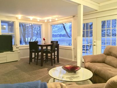 Photo for Cozy and Quiet Cottage on Lake Minnetonka