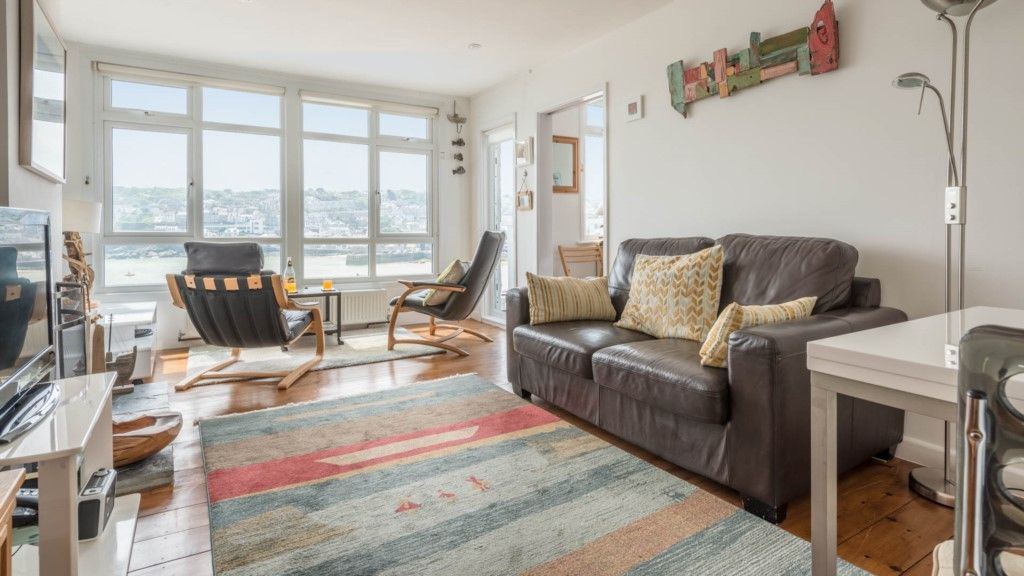 Property Image#10 6 Sunnyside, 180° St Ives Harbour Views   Sea And Part 36