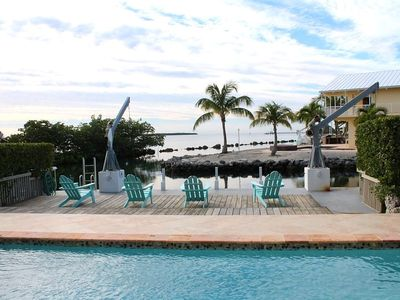 Welcome to the Oceanfront pool home!!