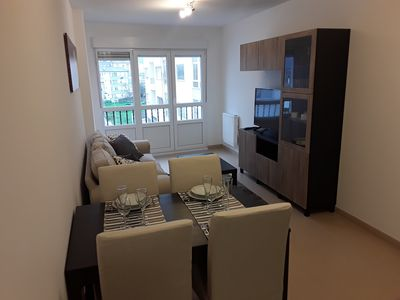 Photo for Tourist apartment Playa de las Catedrales located in the center of Foz