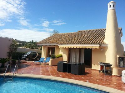 Photo for Detached 2 Bedroom/2 Bathroom Villa with Private Pool and Garden