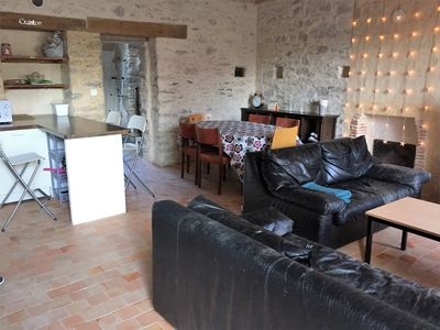 Photo for Village house near the Erdre and Nantes