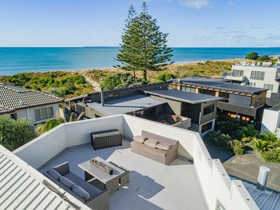 Photo for Mount Maunganui French Inspired Seaside Home