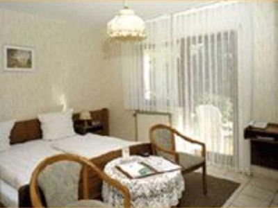 Photo for Double room with balcony - BE-Hotel-Gasthof Zur Krone
