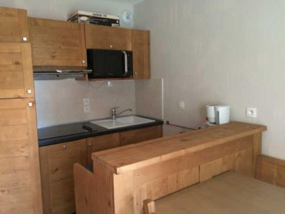 Photo for Apartment Vars, 1 bedroom, 4 persons