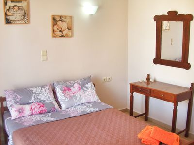 Photo for 1BR Apartment Vacation Rental in Agios Nikolaos