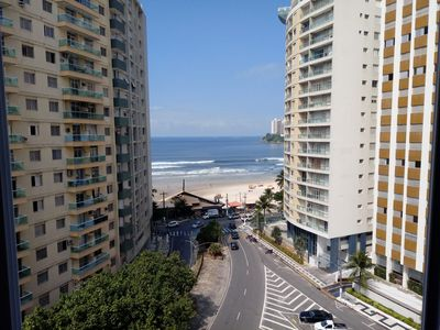 Photo for 1 bedr. Pitangueiras Beach View. Noble Region of Guaruja