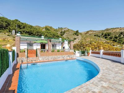 Photo for A villa stunningly set in the Cantarrijan National Park, great for relaxing by the pool/BBQ area