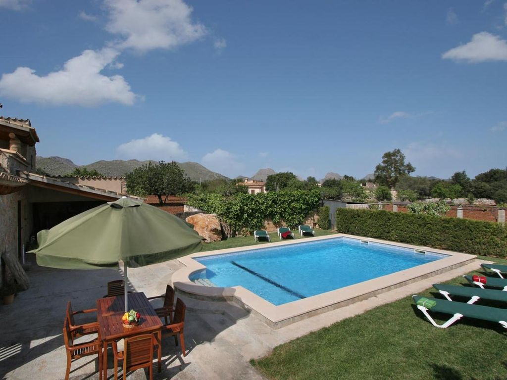 Finca rever avec piscine internet wifi barbecue 5 for Piscine internet