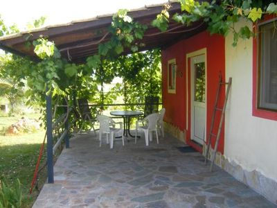 Photo for Holiday cottage Faskomilia for 3 - 4 people with 1 bedroom - Holiday home