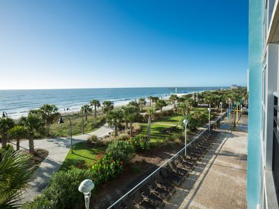 Photo for · 1 BR Family Friendly Luxury Condo with Oceanfront View