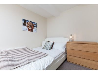 Photo for Festival Flat for 4 Overlooking Arthur's Seat
