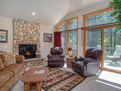 Photo for Park River Retreat - Located Between Rocky Mountain Natl Park and Down Town Estes Park -- EV #3423