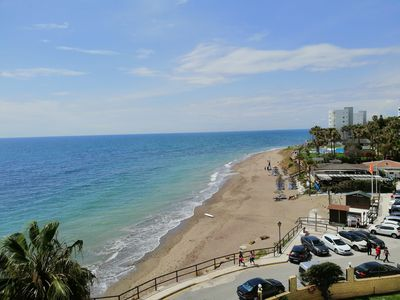 Photo for APARTMENT ON THE SHORE OF CALAHONDA, fully equipped (no extras to pay)