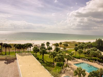 Photo for Horizons West #401 on Siesta Key - 2 Bedroom Unit with a View of the Gulf of Mexico