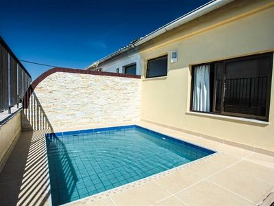 Photo for Beutiful duplex penthouse with pool and terrace close to the Copacabana beach!