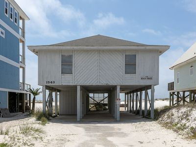 Photo for Check out these Views!!! Beach front 4BR in heart of Gulf Shores!