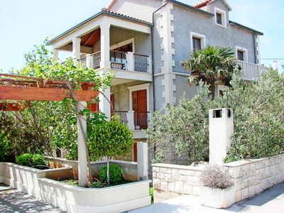 Photo for Apartments Petar, (15877), Supetar, island of Brac, Croatia