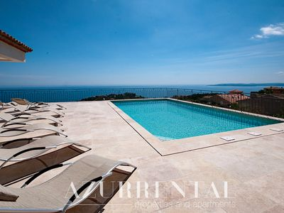 Photo for Modern villa in Californian style with breathtaking sea view