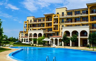 Photo for 2-bedroom apartment in Lighthouse spa & golf resort