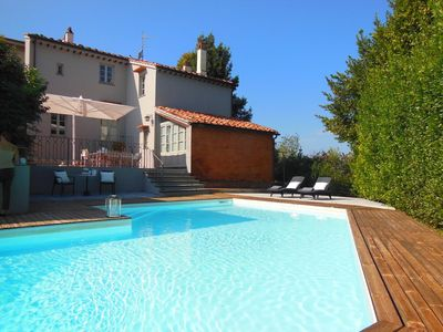 Photo for Villa in Crespina with 9 bedrooms sleeps 18