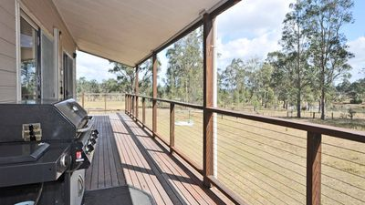 Photo for Loxley Cottage on Lovedale - Pet Friendly - Fire Pit - Wine + Laughs = WIN!