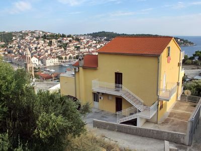 Photo for Studio appartment in Hvar (Hvar) capacity 2+0