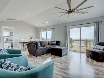Photo for Charm Getaway - The newest home to Surf City Getaway