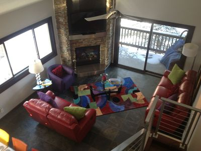 Photo for GREAT Ski-in, Ski-out Condo at Snow Flower at Park City Mountain Resort !
