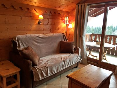 Photo for LES TRAPPEURS TRA555 - Apartment for 7 people in Les Carroz d'Arâches