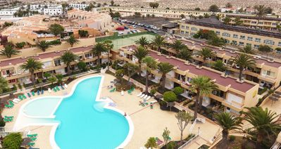 Photo for Corralejo Tropical 1 Dunes Apartment with Pool
