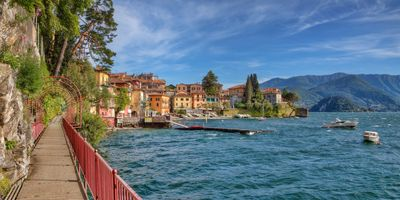 Photo for Villa Central Varenna, the property next to all amenities in Varenna town center