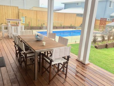 Photo for Catherine Hill Bay Hampton's Style home with Pool