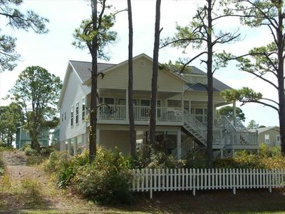 Photo for Master King Gulf View/Porch Bay View! Lighted Concrete Covered & Boat Parking!!