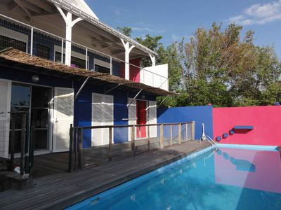 Photo for Architect villa with sea view on Reunion Island (south west) with swimming pool
