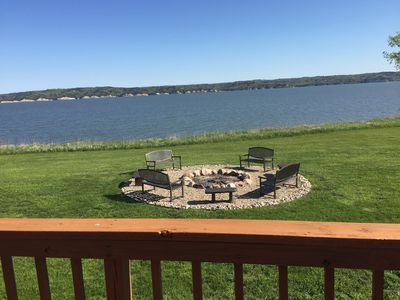 Lewis and Clark Lakefront Vacation Home / Cabin for Rent / Lewis & Clark Lake