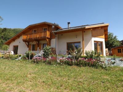 Photo for Chalet in Bourg St Maurice, in a village at 1200m altitude (WIFI)