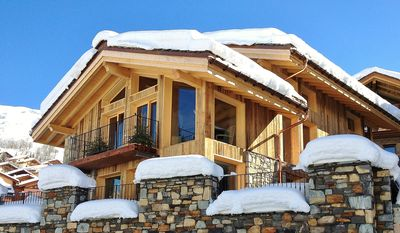 Photo for Le Chalet Ski, Luxury Services (catered)  and  Fine Atmosphere